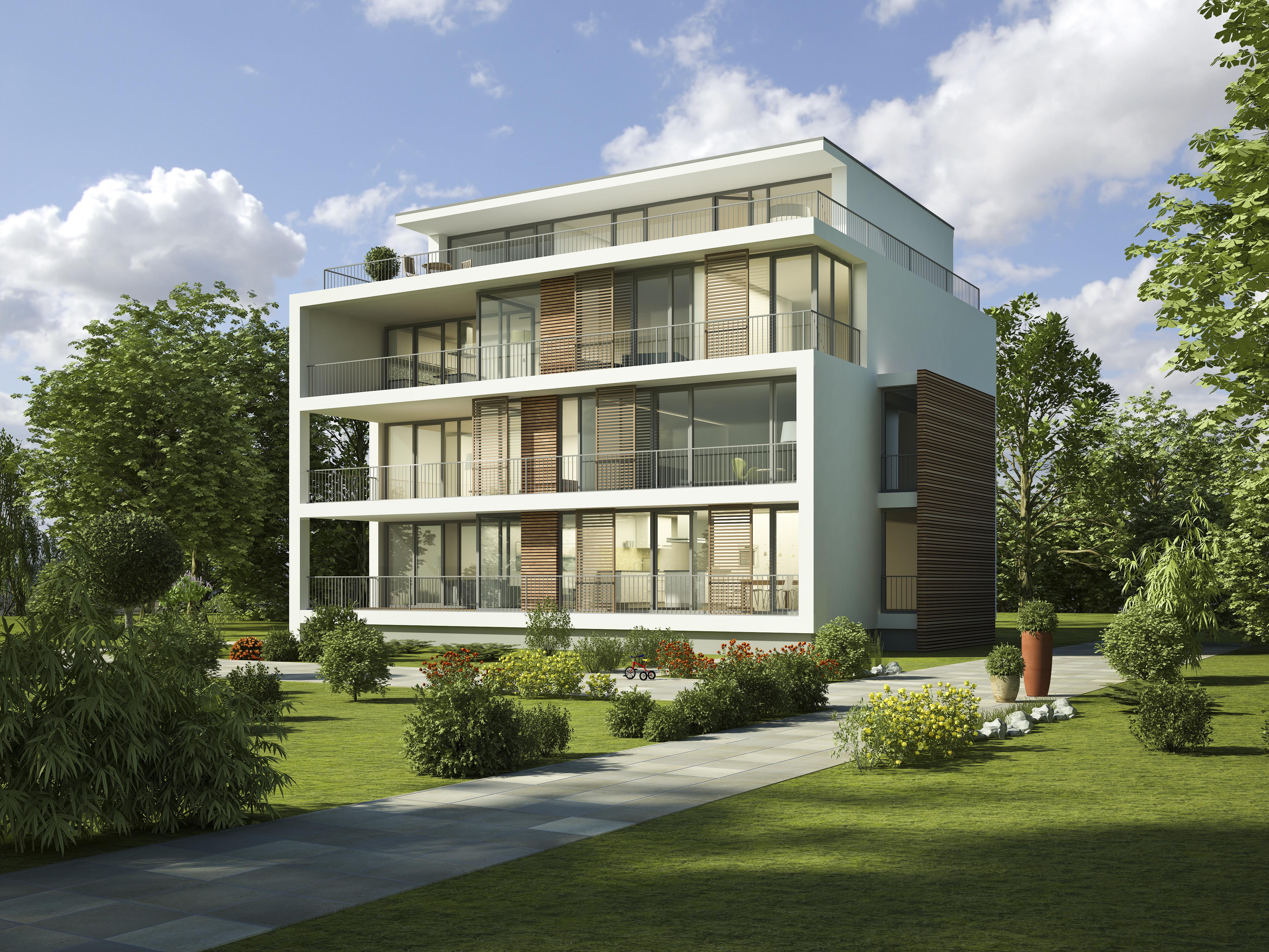 Vanves (92) projet de 15 logements pour 1000 m2